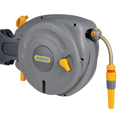 Hozelock 24850000 Auto Reel System With Hose 10m