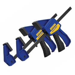 Irwin T54122QCN Mini Bar Clamp Twin Pack - 300mm/12''