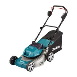 Makita DLM460Z 46cm 18v x 2 Brushless Lawn Mower - Body