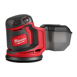 Milwaukee M18BOS125-0 M18 125mm Random Orbit Sander - Body