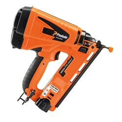 Paslode IM65ALITHIUM 7.4v Second Fix Finishing Angled Nail Gun with 1 x 2.1Ah Battery, Charger, and Case