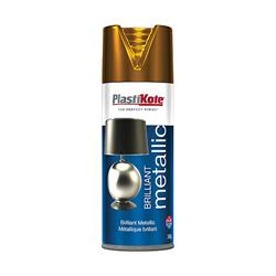 Plastikote 453 Metallic 400ml Copper