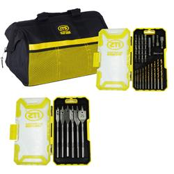 ITS BITSET2 ITS 43 Piece Bit Set Pack With Bag