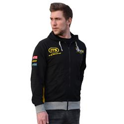 ITS PMH01 Limited Edition Motorsport Hoodie - Black