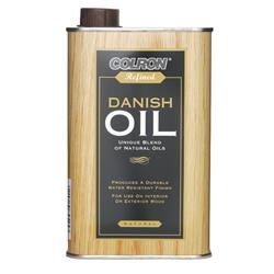 Ronseal CRDO Colron Refined Danish Oil 500ml