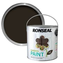 Ronseal  Ronseal Garden Paint English Oak 2.5 Litre