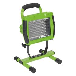 Sealey 108 LED Rechargeable Portable Lithium-ion Floodlight 585 lumens