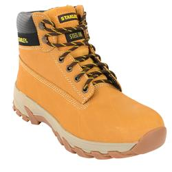 Stanley 10003103 Hartford Safety Boots - Honey