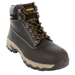 Stanley 10003104 Hartford Safety Boots - Brown