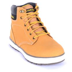 Stanley 10033103 Stanley Towson Safety Boots - Honey