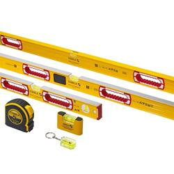 Stabila LEDPK2 6 Piece Level Pack