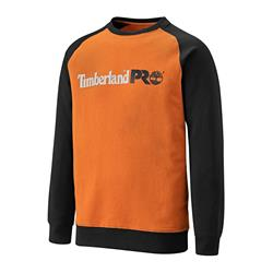 Timberland Pro TB0A23BAOR Honcho Sport Sweatshirt - Burnt Orange