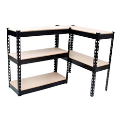 Vaunt 16023 Vaunt L Beam Shelving 1066 x 406 x 1828mm