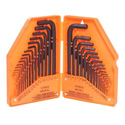 Vaunt VNT20060 Vaunt Hex Key Set - 30 Piece