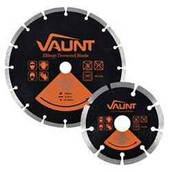 Vaunt 30120 115mm & 230mm General Purpose Diamond Blade Pack