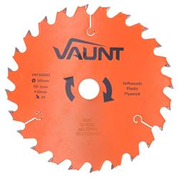 Vaunt 302022 165mm 24 Tooth TCT Blade