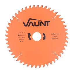 Vaunt 302142 216mm 48 Tooth TCT Blade