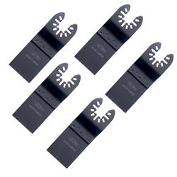 Vaunt 30453 34mm x 40mm Multi-Tool BIM Plunge Cut Blade - Pack of 5