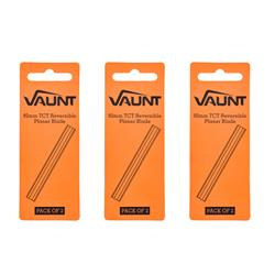 Vaunt 31072 82mm TCT Planer Blades Pack of 6