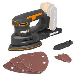 Worx WX822.9 20V MAX Detail Sander - Body Only