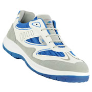 Aboutblu EAGLE Eagle Safety Trainers - White