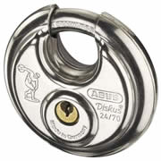"Abus 24IB60C Abus ""The Original"" Diskus Padlocks"
