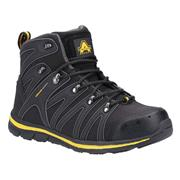 Amblers  Edale Safety Boot - Black