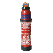 AngelEye FEP1AEUK AngelEye Fire Extinguisher - 1kg Powder