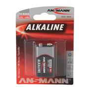 Ansmann 1515-0000 Redline Alkaline 9v Battery Single