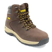 Apache AP315CM AP315CM S3 Safety Boots - Brown