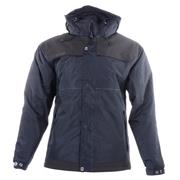 Apache ATSWPJ Waterproof Padded Jacket with Removable Hood - Black