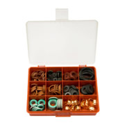 Hayes UK FRWKIT Hayes Fibre & Rubber Washer Kit - 107 Pieces