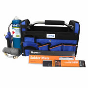 Vortex HOTBAGP VORTEX Brazing Kit - VT2 Torch PROPANE Gas  Accessories and Toolbag