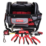 Armeg DHTB001 Armeg 8 Piece Hand Tool Kit With Tote
