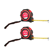 Armeg DTM5M 5m Tape Measure (Soft Grip) - Pack of 2