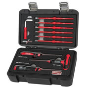 Armeg SDSBSETOO1FL 13 Piece Fully Loaded VDE Adjustable Torque Screwdriver Set