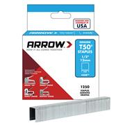 Arrow A50824 Arrow 12mm T50 Staples - Pack of 1250