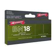 Arrow ABN1810 Arrow 15mm Brown Head Brad Nails - Pack of 1000