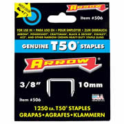 Arrow T5038 Arrow Staples 10mm (5000)