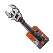 Bahco ADJ3 Adjustable Wrench Triple Pack