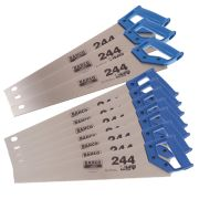 Bahco MIXPACK1 Box of 10 22'' Hand Saws (7x Standard & 3x Fine)
