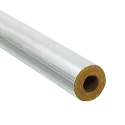 UnBranded PI15/25FOIL 15/25mm Foil Pipe Insulation 1m