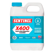 Sentinel SX400 Sentinel X400 High Performance Sludge Remover 1L