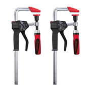 Bessey EHZ60-2K Bessey 600mm One-Handed Clamp - Pack of 2