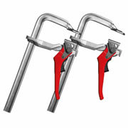 Bessey GH20 Bessey Lever Clamp Pack of 2