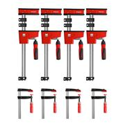 Bessey KRE100-2K 1000mm KRE Body Clamp - Pack of 4