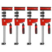 Bessey KRE60-2K Bessey 600mm KRE Body REVO Clamp - Pack of 4