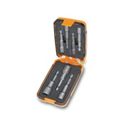 Beta  Beta 862F/A7 Magnetic Hexagon 7Piece Socket Set with Case