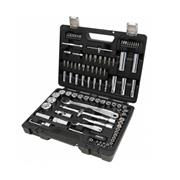 """Beta  Beta Easy 903E/C98 1/4"""" and 1/2"""" Drive 98 Piece Hex Socket, Offset Hex Key Wrenches"""
