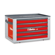 Beta C23St Beta C23St-R-Portable Tool Chest Red